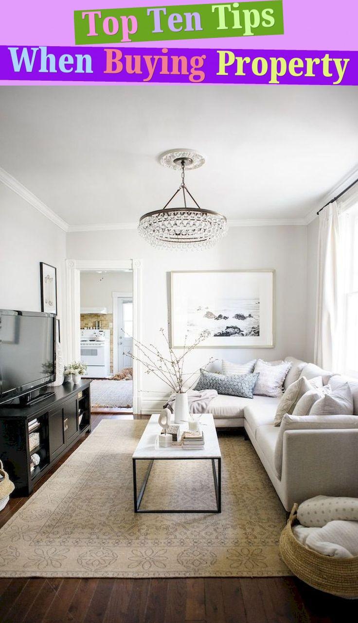 Top Ten Tips When Buying Property!
